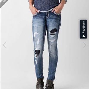 Rock Revival SUN Skinny Jeans NWT RARE!